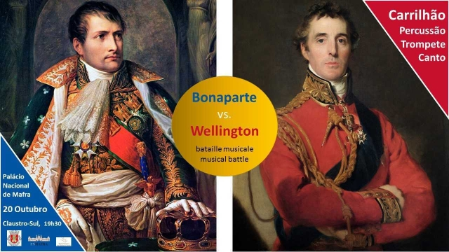 Bonaparte vs. Wellington - Batallha Musical