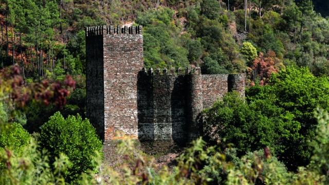 Rota dos Castelos e Muralhas do Mondego